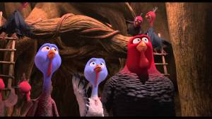 To say this movie is for the birds would be more of a complement at this point....