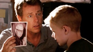 Greg Kinnear plays Todd Budpo who questions the faith in his son's vision during his appendicitis. Inspired by a true story but sadly has no inspiration in it...