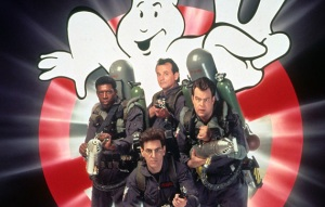 Who you gonna call...for a low brow but ok sequel?