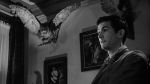 "Anthony Perkins as the infamous Norman Bates as he talks of taxidermy and ""Mother"""