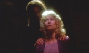 Dee Wallace is stalked by a serial killer in one of the best scenes in the movie