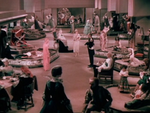 The Wax Museum from the 1933 movie which is available on the same DVD as House of Wax