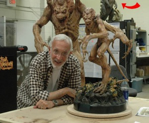 Special effects wizard Stan Winston directed this film who shows that tech crew can make movies