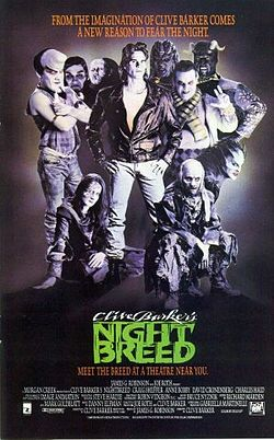 From box office flop to cult classic, Nightbreed has risen to a new status; horror history!