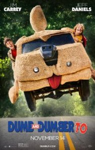 Jim Carey and Jeff Daniels return in the sequel not too many asked for but still has some laughs...at least for some