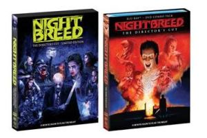 The recently released Director's Cut sets from Shout Factory. As we speak, the Limited Edition set is sold out!