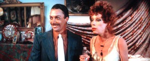 Two comedic giants in one. Carol Burnett and Tim Curry side by side!