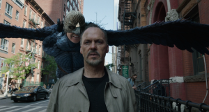 Michael Keaton plays an actor that gets tormented by a past life in one of the best movies of 2014