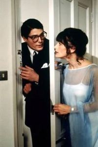 Clark and Lois head for a night out in a romance that is funny yet touching