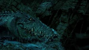 "Wow...look at the ""so totally not a CGI"" Crocodile"