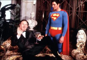 Never a Superman movie without the greatest criminal mastermind!