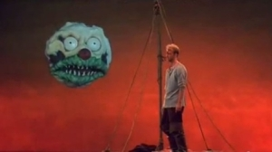 The Hallucinogenic Floating Cupcake...one of many iconic scenes that viewers remember