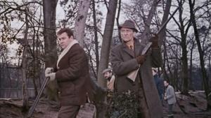 Peter Cushing in action!