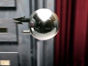 "The famous ""Killer Silver Balls"""
