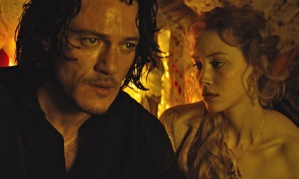Luke Evans worries about the monster within him