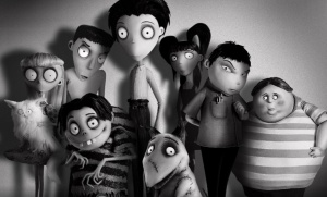 "The ""interesting"" cast of Frankenweenie (2012)"